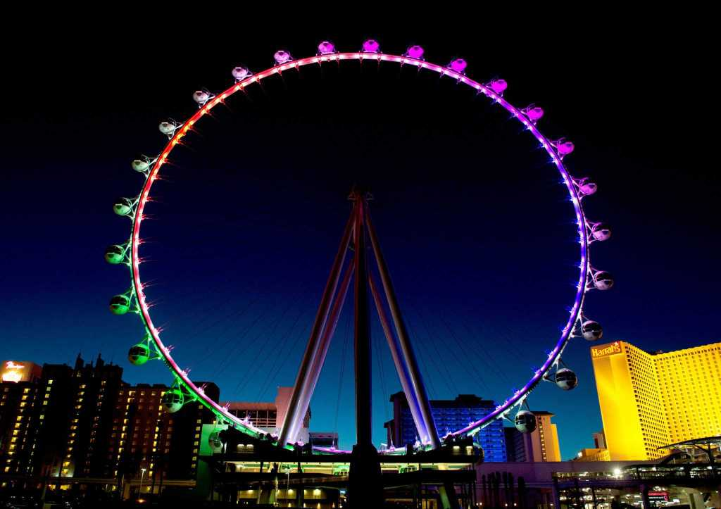 High Roller - Things to do in Las Vegas Strip