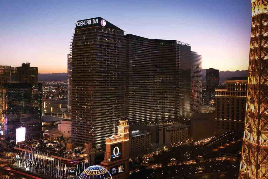 The Cosmopolitan of Las Vegas - Things to do in Las Vegas Strip