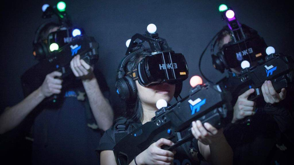 The World of Virtual Reality - Things to do in Las Vegas Strip