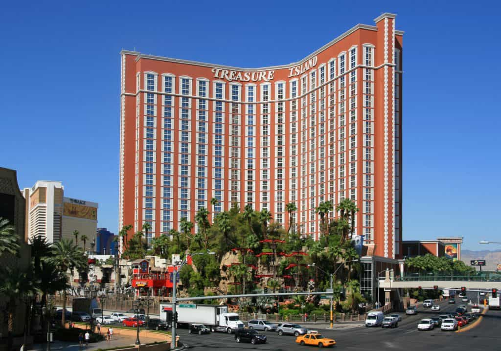 Treasure Island Hotel and Casino - Cheap Hotels On The Strip