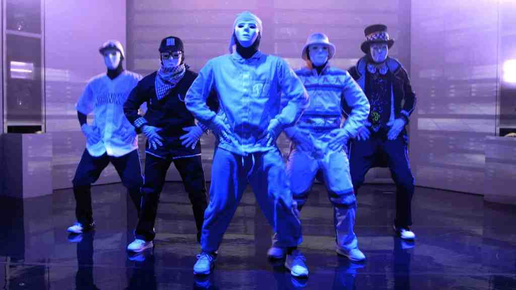 Jabbawockeez - Kids Activities in Las Vegas