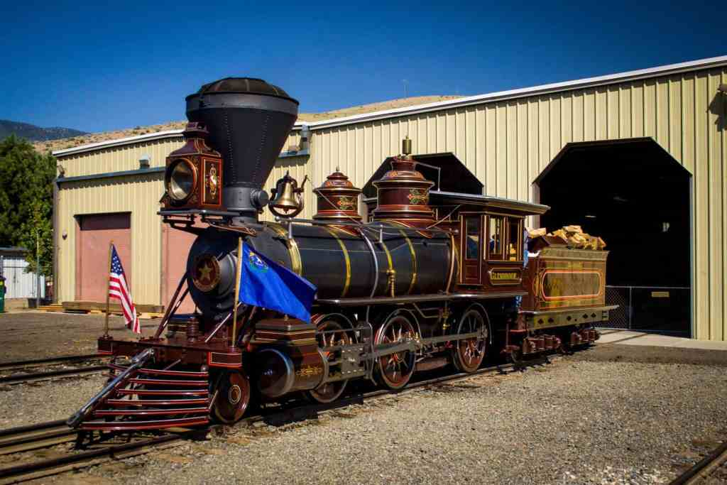 The Nevada State Railroad Museum - Las Vegas Attractions for Kids