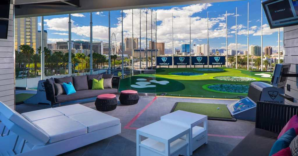 Topgolf Las Vegas - Family Things to do in Las Vegas