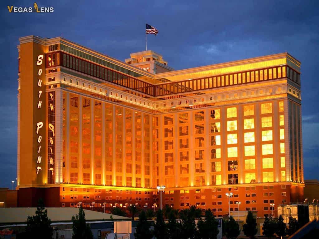 South Point Hotel, Casino and Spa - Family friendly hotels in Las Vegas