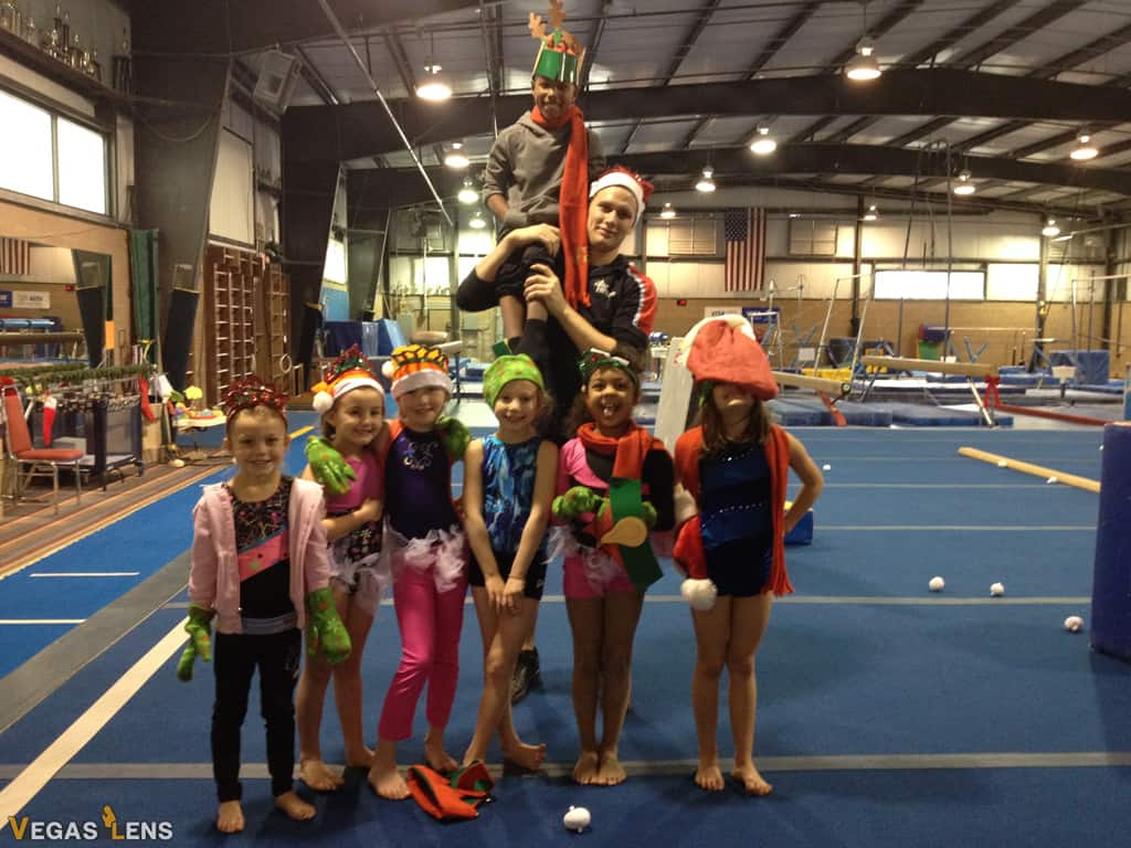 Brown's Gymnastics - Kids birthday parties in Las Vegas