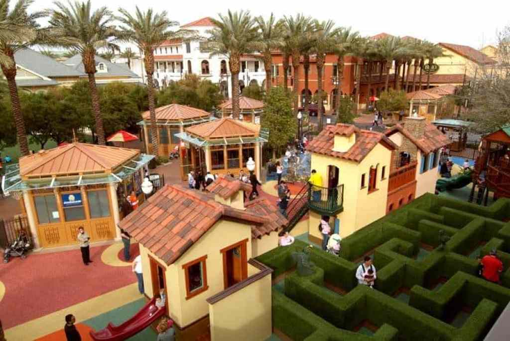 Children's Park at Town Square - Family Things to do in Las Vegas