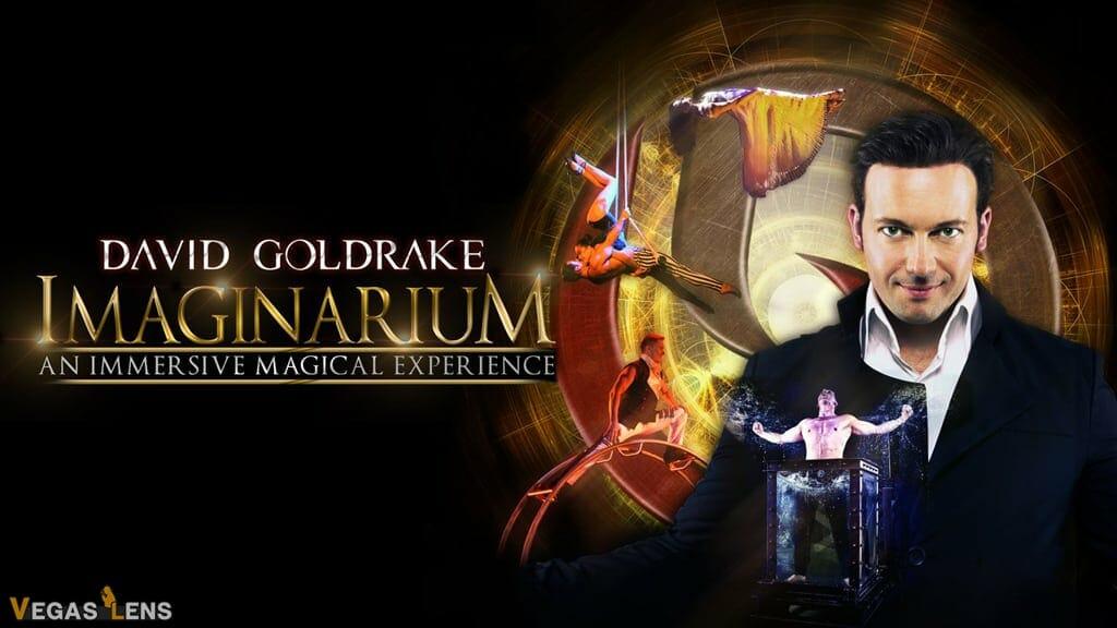 David Goldrake: Imaginarium - Family friendly shows in Las Vegas