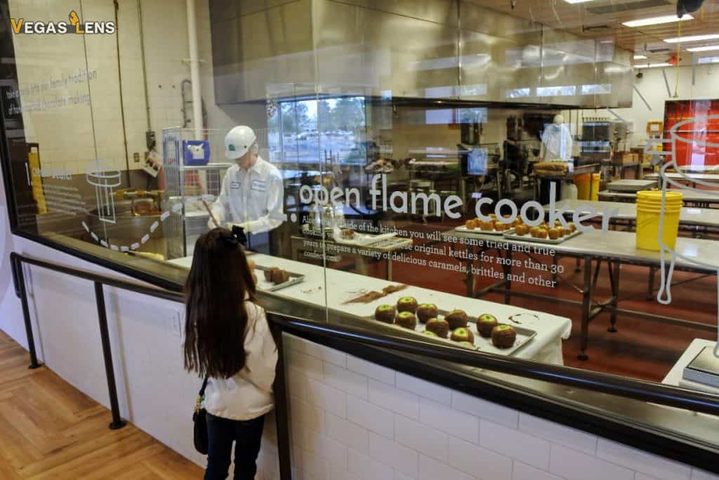 Ethel M Chocolate Factory - Free things to do in Las Vegas with kids