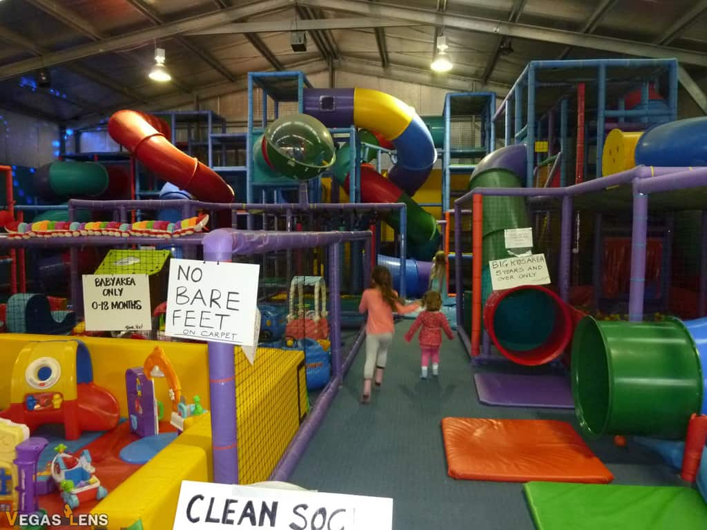 Fun Lane Indoor Play - Kids birthday party places in Las Vegas