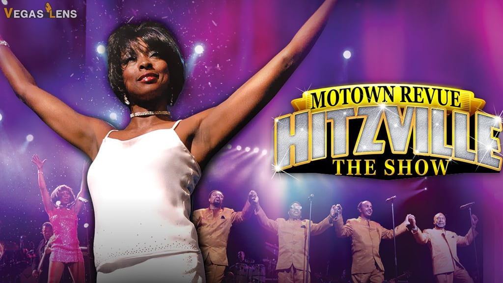Hitzville: The Show - Family friendly shows in Las Vegas