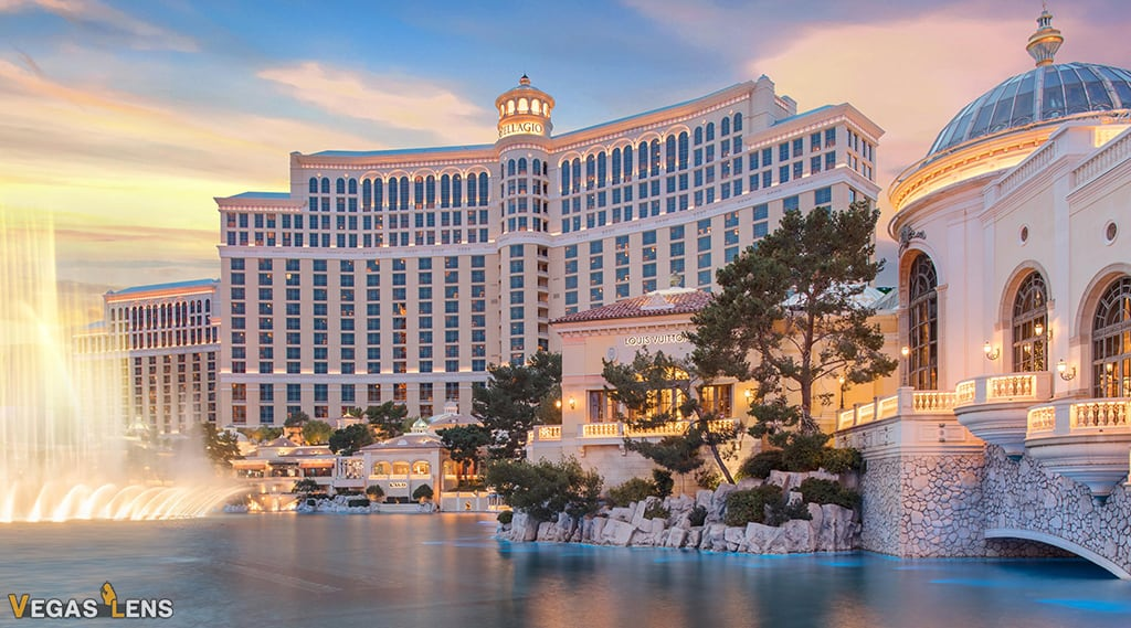 Bellagio Las Vegas - Best Hotel In Vegas For Couples