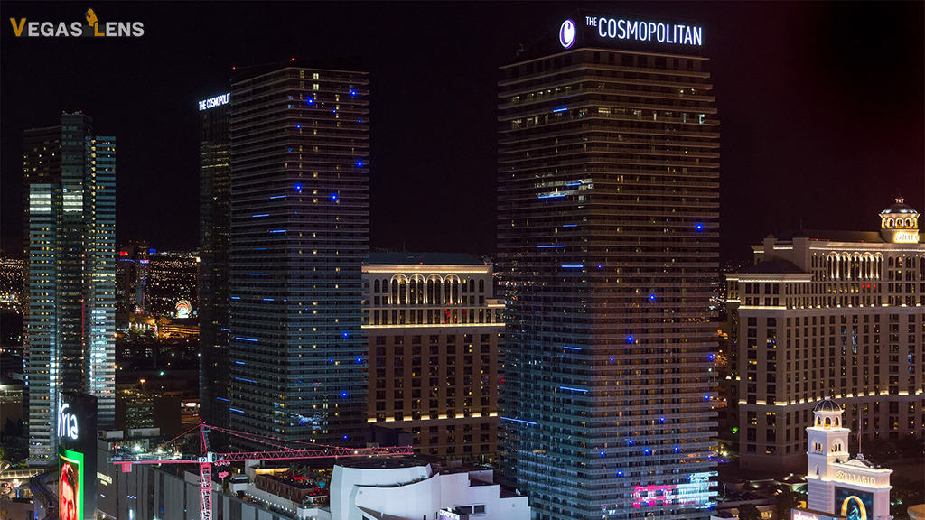 The Cosmopolitan - Best Hotel In Vegas For Couples