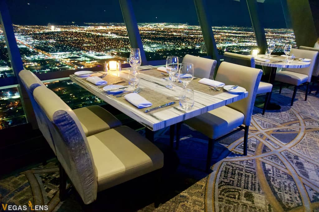 Top of the World - Romantic Restaurants In Las Vegas