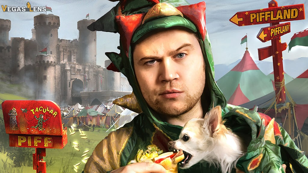 Piff the Magic Dragon Show - Best magic shows in Vegas