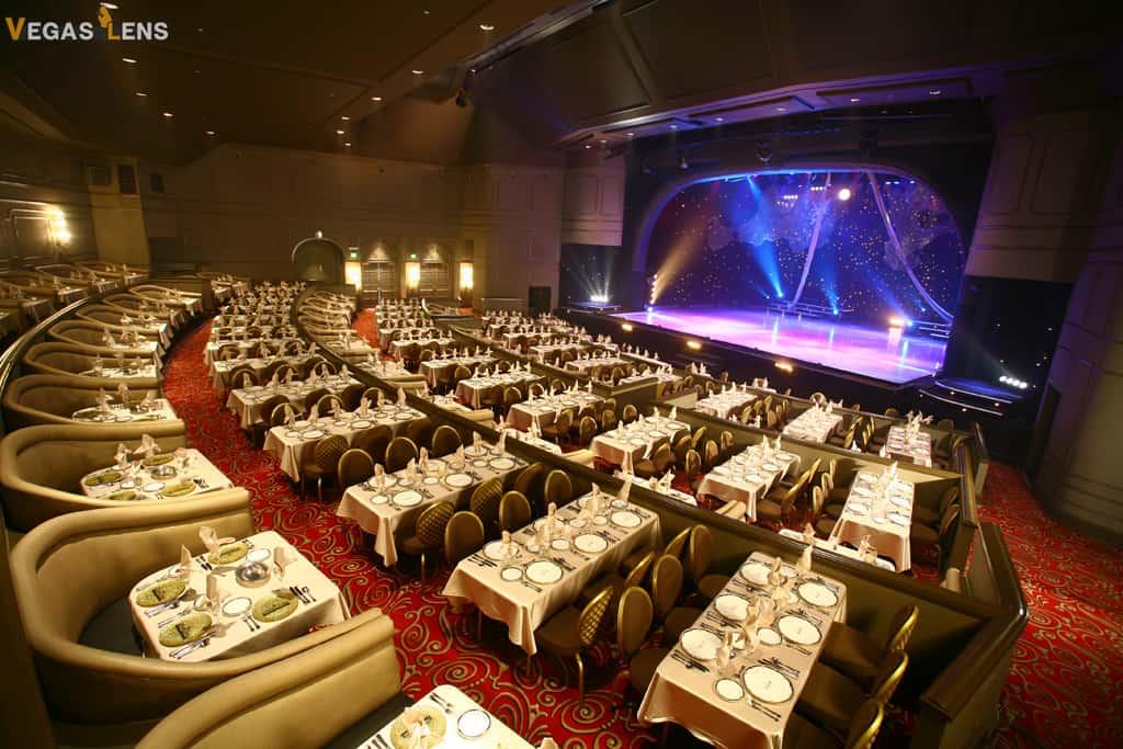 The Top 8 Las Vegas Dinner Shows - Dinner shows in Vegas