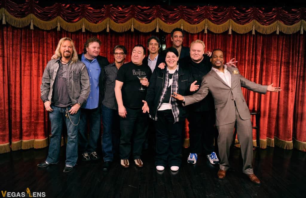 Brad Garrett's Comedy Club - Las Vegas comedy shows