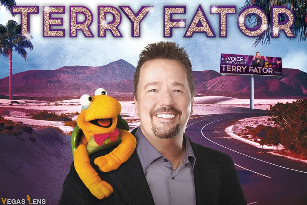 Terry Fator - Best comedy shows in Vegas