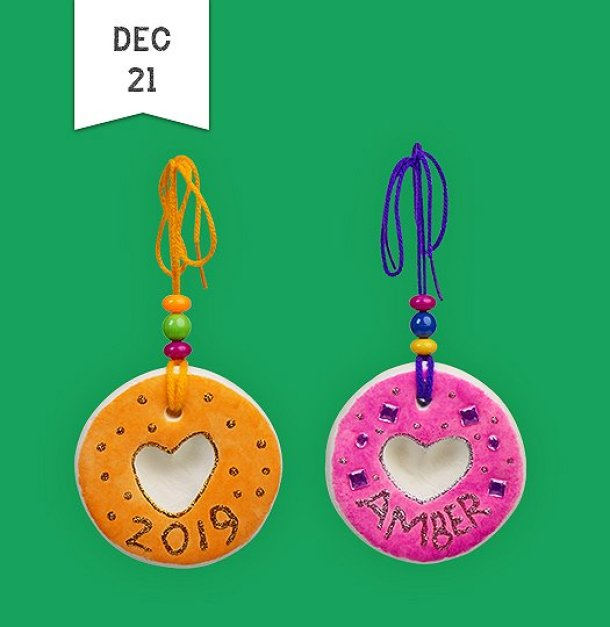 Lakeshore learning free crafts for kids thumbprint ornaments