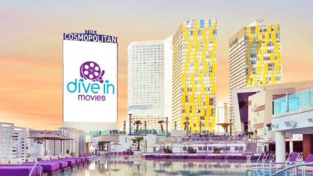 summertime movies dive in movies at the cosmopolitan boulevard pool