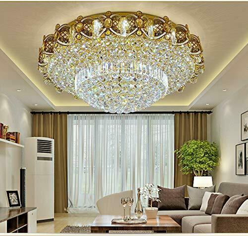 modern k9 crystal chandelier ceiling