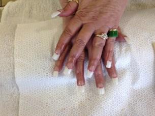 Vegas Nail Girl Sample