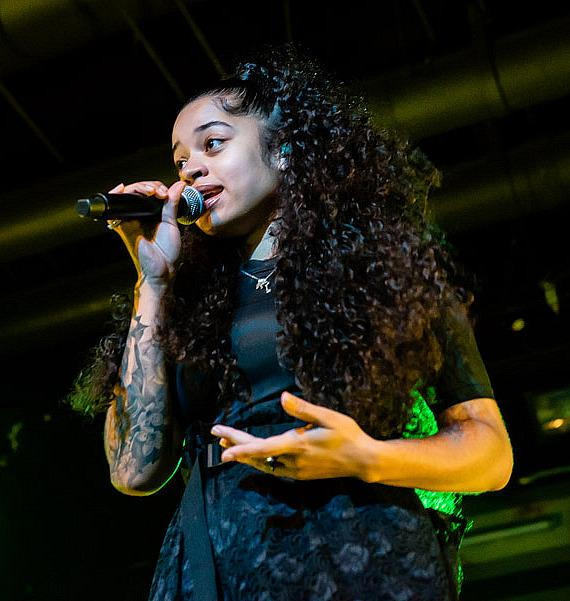 British R&B Phenom Ella Mai Brings Soulful Sounds to a Sold-Out Crowd at Vinyl Inside Hard Rock Hotel & Casino Las Vegas