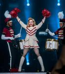 MADONNA Performs at The Grand Garden Arena in Las Vegas