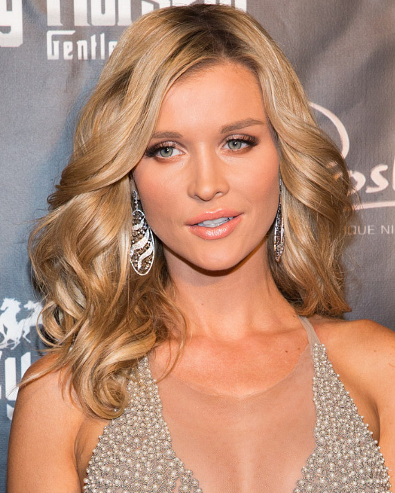 Model and Reality Star Joanna Krupa Hosts at Crazy Horse III in Las Vegas