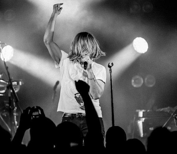 Switchfoot Performs at Vinyl at Hard Rock Hotel & Casino in Las Vegas
