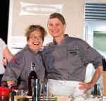 Chefs Susan Feniger and Mary Sue Milken
