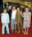 The-Bang-Theory's-Johnny-Galecki-visits-The-Beatles-LOVE-by-Cirque-du-Soleil-on-June-1-2017