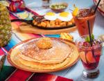 Tres-Leches-Pancakes-and-Carne-Asada-Skillet
