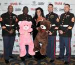 """The 10th Annual U.S. Marine Corps """"Toys for Tots"""" Charity Benefit at Westgate Las Vegas"""