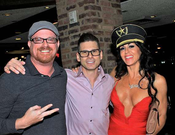 "Celebrities and Guests Make ""Mike Hammer Celebrity Poker Tournament"" a Huge Success"