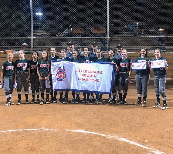 Congrats, Summerlin South All-Star Teams and Good Luck!