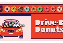 Avamere at Cheyenne in Las Vegas Hosts Free Drive-By Donuts