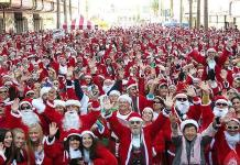 The Iconic Las Vegas Great Santa Run to Support Opportunity Village Will Go Virtual for the 2020 Event