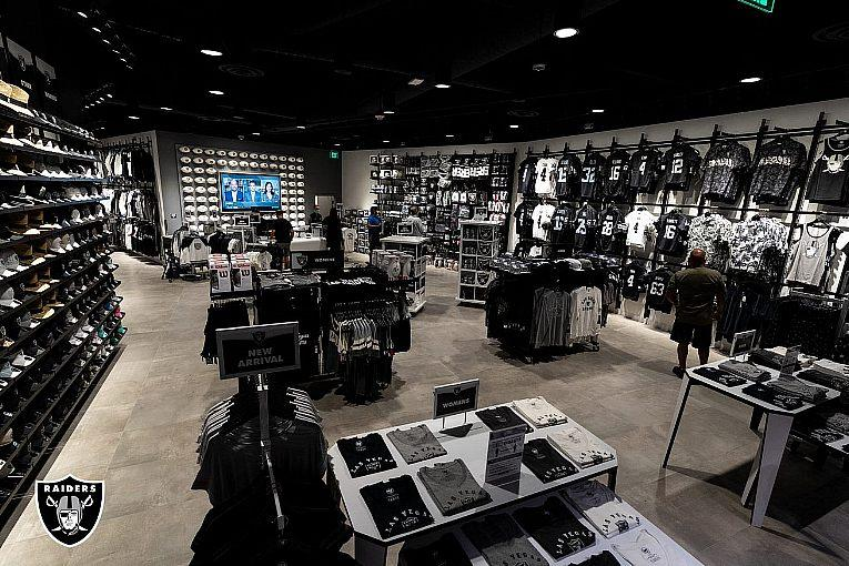 The Raider Image Now Open at Miracle Mile Shops