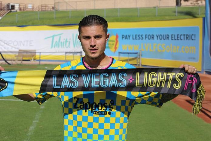Lights FC's Second All-Time Leading Scorer Raul Mendiola Signs for 2020 Season