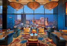 Tea Lounge at Waldorf Astoria Las Vegas Slated to Open August 7th