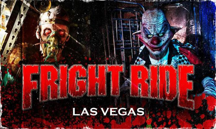 Jason Egan's World-Renowned Haunted Attraction Team Returns to Las Vegas to Launch Fright Ride, Nevada's Largest Indoor Halloween event