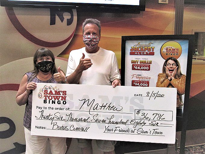 Boyd Gaming Awards More Than $19.5 Million in Jackpots Across Southern Nevada in August