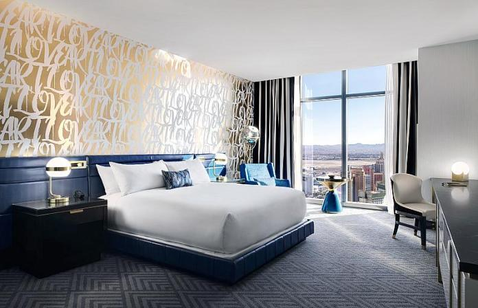 The Cosmopolitan of Las Vegas Honors Firefighters Battling Wildfires With Special Room Offer