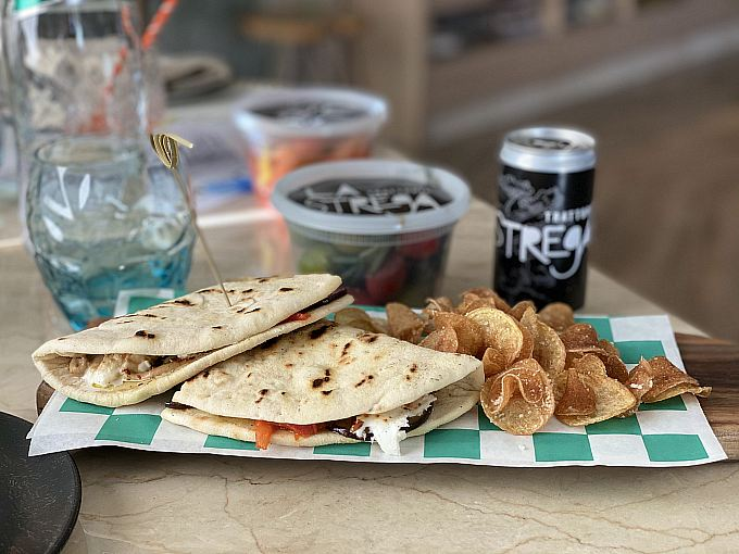 "La Strega Launches a Secret Pop-up ""Sandwitch"" Shop With a Curbside Friendly Focus"