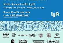 Las Vegas Coalition for Zero Fatalities Commits $1,250 in Free Lyft Ride Credits This New Year's Eve