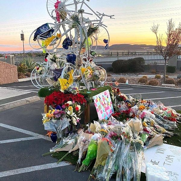 Las Vegas Cyclist Memorial: Lamar Advertising Donates 68 Billboards; Specialized CEO Gives $20,000
