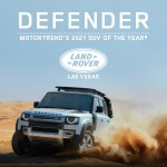 300×300 Land Rover DefenderTile