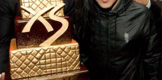 Grammy Award Nominee Skrillex Performs at XS Las Vegas 3 Year Anniversary Party