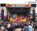 2nd Stage at Las Rageous at DLVEC Las Vegas