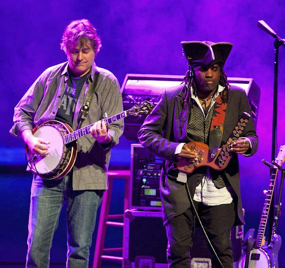 Bela Fleck & The Flecktones Perform First Concert of Inaugural Season at The Smith Center